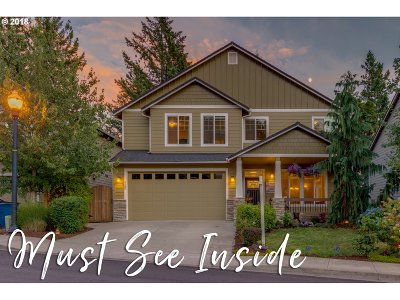 Washougal Single Family Home For Sale: 4528 Y St