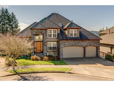West Linn Single Family Home For Sale: 1935 Taylor Ct
