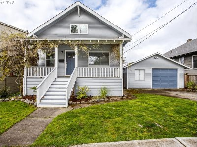 Single Family Home For Sale: 3027 SE 28th Ave