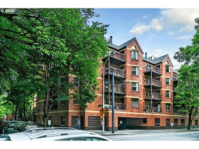 Condo/Townhouse For Sale: 1500 SW Park Ave #110