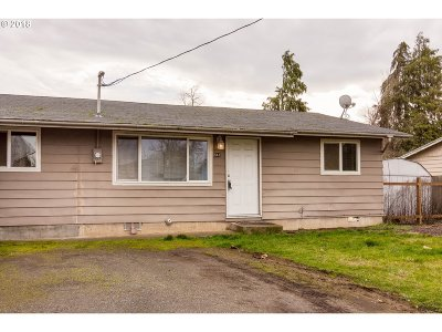 Springfield Single Family Home For Sale: 541 37th St