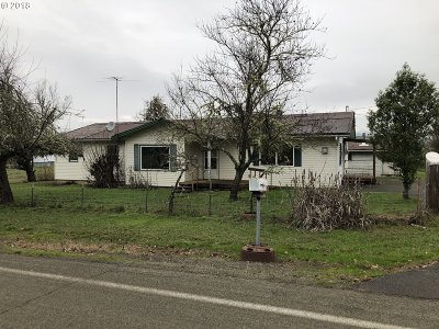 Sutherlin Single Family Home For Sale: 1914 Plat I Rd