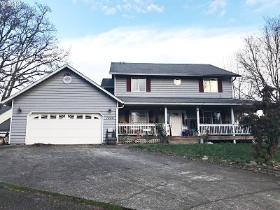 Washougal Single Family Home For Sale: 1420 N 20th St