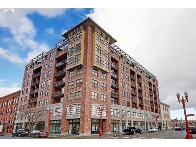 Portland Condo/Townhouse For Sale: 411 NW Flanders St #611