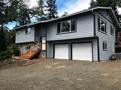 Roseburg OR Single Family Home For Sale: $335,000