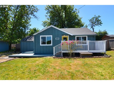 Springfield Single Family Home For Sale: 4745 Union Ter