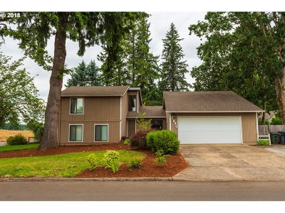 Canby OR Single Family Home For Sale: $420,000