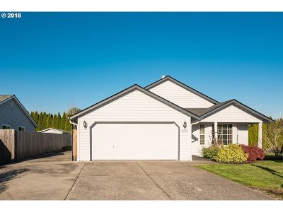 Clark County Single Family Home For Sale: 13409 NE 6th Ct