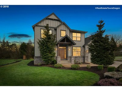 Oregon City Single Family Home For Sale: 19135 S End Rd