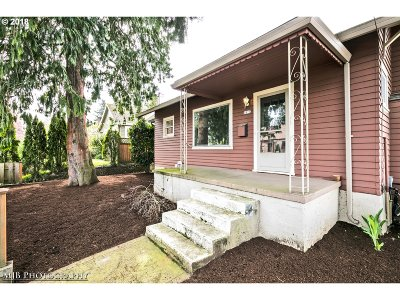 Cully, Beaumont-Wilshire, Hollywood, Rose City Park, Madison South, Roseway Single Family Home For Sale: 3837 NE 63rd Ave