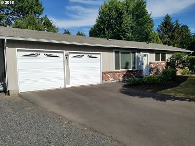 Portland Single Family Home For Sale: 8332 SW 61st Ave