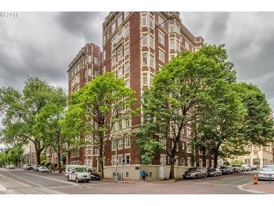 Portland Condo/Townhouse For Sale: 1209 SW 6th Ave #701