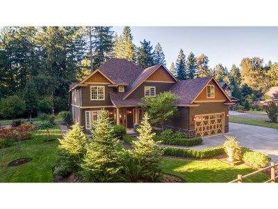 Molalla Single Family Home For Sale: 18433 S Winnifred Ave