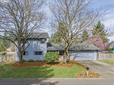 Vancouver Single Family Home For Sale: 10700 NE 96th St