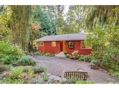 Lake Oswego Single Family Home For Sale: 3306 Edgemont Rd