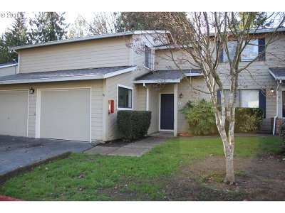 Wilsonville Condo/Townhouse For Sale: 29530 SW Volley St