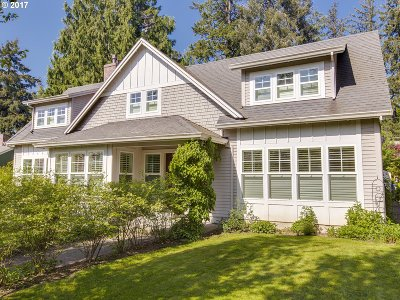 Lake Oswego Single Family Home For Sale: 740 7th St