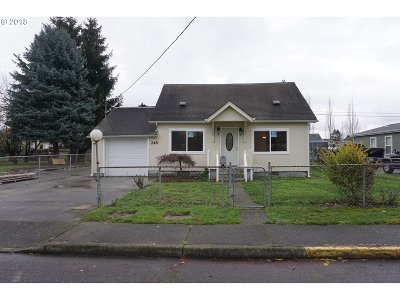 Cowlitz County Single Family Home For Sale: 248 Douglas St