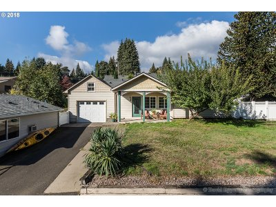 Scappoose Single Family Home For Sale: 33010 Keys Rd
