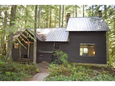 Clackamas County Single Family Home For Sale: 75790 E Road 28