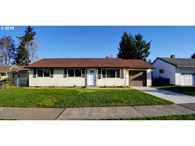 Single Family Home Pending: 8638 N Washburne Ave