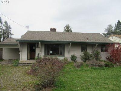 Eugene OR Single Family Home For Sale: $177,500