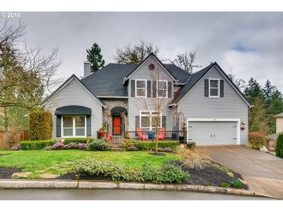 Tigard Single Family Home For Sale: 12835 SW Ridgefield Ln