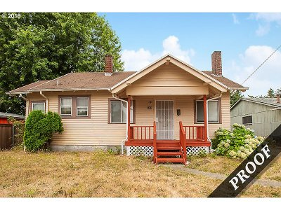 Single Family Home For Sale: 1919 SE 80th Ave