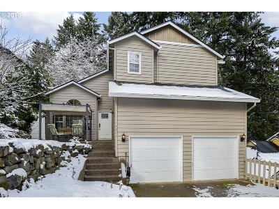 Portland Single Family Home For Sale: 4517 SW Plum St