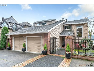 Lake Oswego Single Family Home For Sale: 3258 Lakeview Blvd