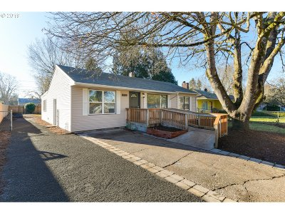 Keizer Single Family Home Sold: 592 Menlo Dr