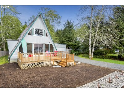 Seaside Single Family Home For Sale: 469 Highland Dr