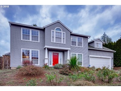 Beaverton Single Family Home For Sale: 8493 SW Chevy Pl