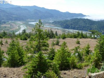 Gold Beach Residential Lots & Land For Sale: 31905 Spirit Ring Rd #2300