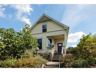 Single Family Home For Sale: 3726 NE Rodney Ave