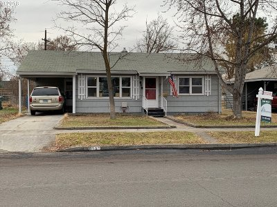 Hermiston Single Family Home For Sale: 815 W Orchard Ave