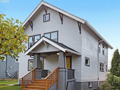 Single Family Home For Sale: 932 SE Marion St