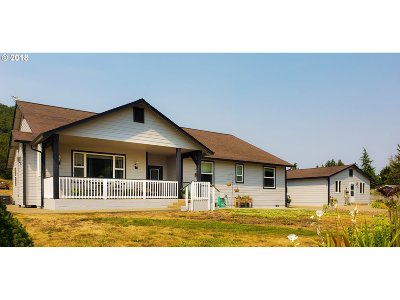 Roseburg Single Family Home For Sale: 200 Cascara Ln