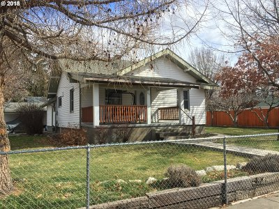 Union OR Single Family Home Pending: $149,900