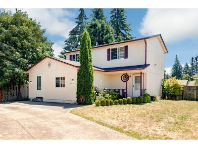 Vancouver Single Family Home For Sale: 8405 NE 139th Ave