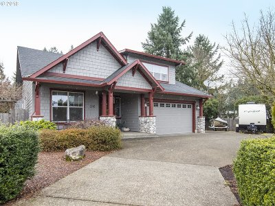 Canby Single Family Home For Sale: 1340 NE 18th Pl