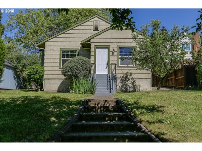 Eugene Single Family Home For Sale: 1877 Orchard St