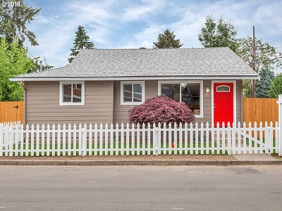 Single Family Home For Sale: 2705 N Hunt St