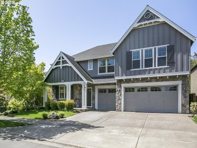 Wilsonville Single Family Home For Sale: 28379 SW Morningside Ave