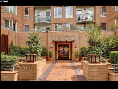 Condo/Townhouse For Sale: 1132 SW 19th Ave #201