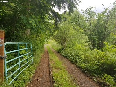 Clackamas County, Columbia County, Jefferson County, Linn County, Marion County, Multnomah County, Polk County, Washington County, Yamhill County Residential Lots & Land For Sale: 73487 Beaver Springs Rd
