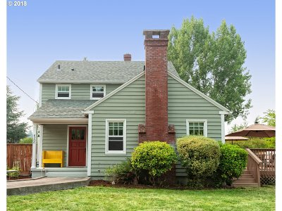 Single Family Home For Sale: 6206 SW Garden Home Rd