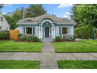 Forest Grove Single Family Home For Sale: 1648 Ash St