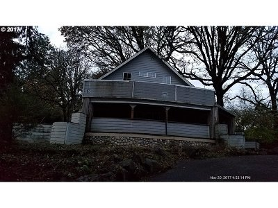 Clackamas County, Columbia County, Jefferson County, Linn County, Marion County, Multnomah County, Polk County, Washington County, Yamhill County Single Family Home For Sale: 1600 NW Phillips Rd