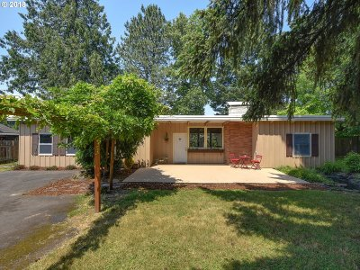 Tigard Single Family Home For Sale: 13800 SW 110th Ave